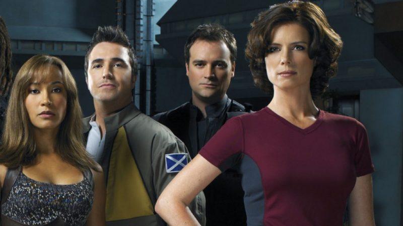 Réunion 'Stargate Atlantis': voyez les acteurs réfléchir à leur premier Comic-Con (VIDEO)