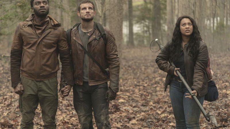 The Walking Dead : World Beyond : Saison 2 ;  AMC taquine (finale?) Première de la saison (regarder)