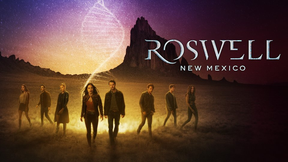 Roswell, Nouveau-Mexique - La CW