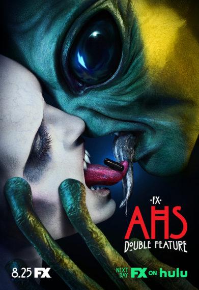 American Horror Story Double Feature Affiche Saison 10 FX