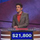 LeVar Burton «Jeopardy!»  Le champion est qualifié de «plus ennuyeux de tous les temps»