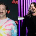 """Jason Sudeikis révèle comment Foo Fighters a inspiré la saison 2 de """"Ted Lasso"""""""