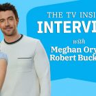 'Chesapeake Shores': Meghan Ory et Robert Buckley sur leur plaisanterie 'Tracy-Hepburn' (VIDEO)