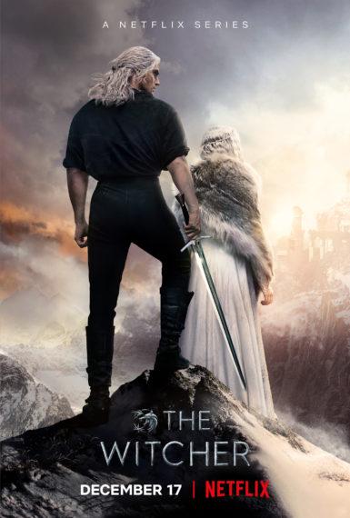 The Witcher Saison 2 Key Art Netflix