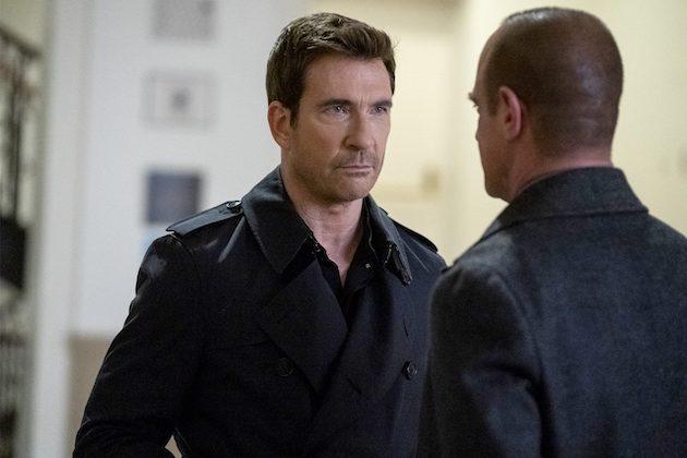 Dylan McDermott de Law & Order passe d'une série régulière à récurrente dans la saison 2 du crime organisé