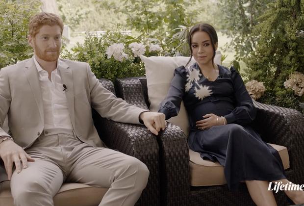 Harry et Meghan élaborent un plan pour s'échapper du palais dans la bande-annonce du film à vie