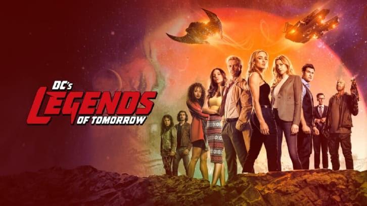 Legends of Tomorrow – Saison 6/7 – Promo, Cast News, Panel Comic-Con + Communiqué de presse