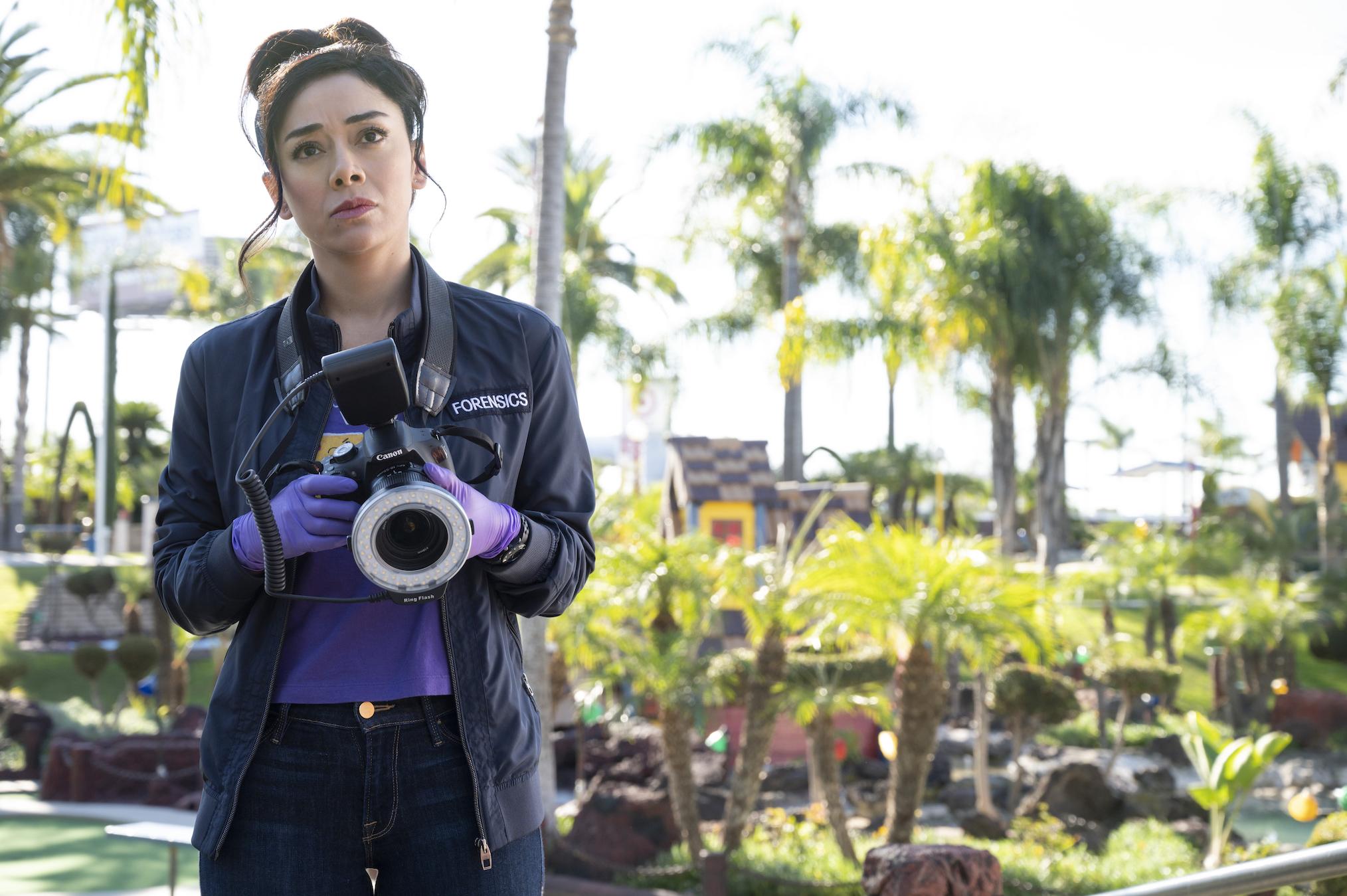Aimee Garcia Ella Lopez Lucifer Saison 5 Épisode 9