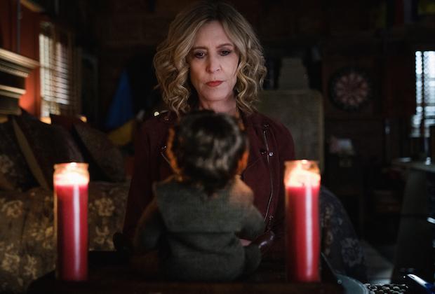 Sur Evil, les trucs de poupées étranges de Sheryl ne sont que le début: «Ça ne va pas être bon», prévisualise Katja Herbers