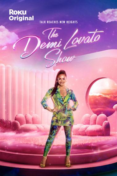 L'affiche du spectacle Demi Lovato Roku Original