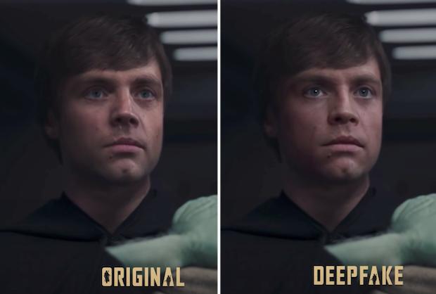 YouTuber qui a amélioré le jeune Luke Cameo de Mandalorian embauché par Lucasfilm