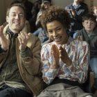 Tobias Menzies et Sophie Okonedo sur la construction d'un lien «d'amour moderne» pour la saison 2