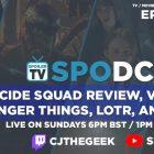 The Suicide Squad Review, Venom 2, Stranger Things, LOTR et plus - SpoilerTV Spodcast 22