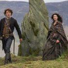 """""""Outlander"""": Caitriona Balfe, Sam Heughan et plus célèbrent les 7 ans de la série Starz"""