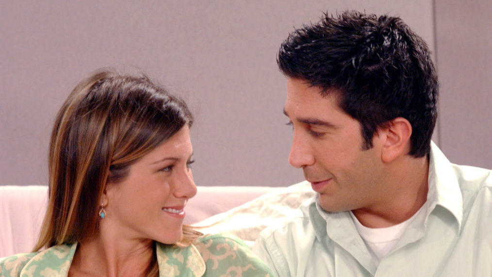 «Amis»: pensez-vous que Ross et Rachel seraient toujours ensemble maintenant?  (SONDAGE)