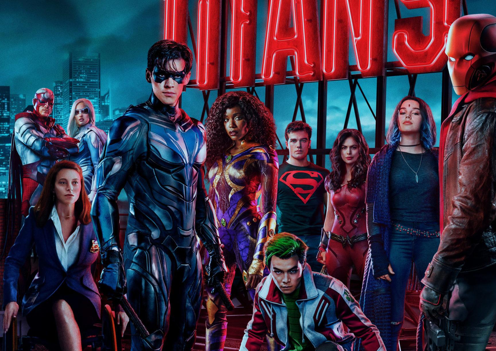 Titans : Saison 4 ?  La série télévisée HBO Max a-t-elle déjà été annulée ou renouvelée ?