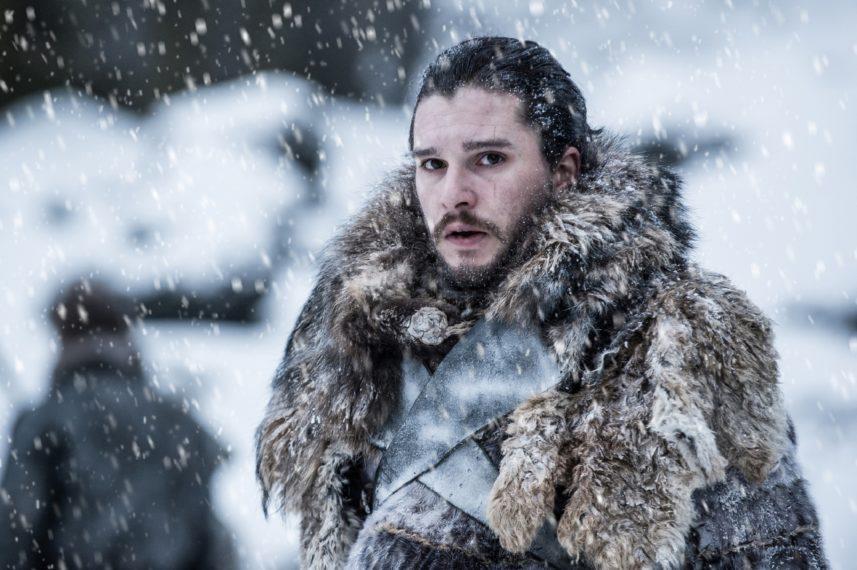 Game of Thrones Kit Harington Saison 7 HBO