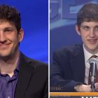 Regardez «Jeopardy!»  Le champion Matt Amodio à la télévision «Academic Challenge» en tant qu'adolescent (VIDEO)