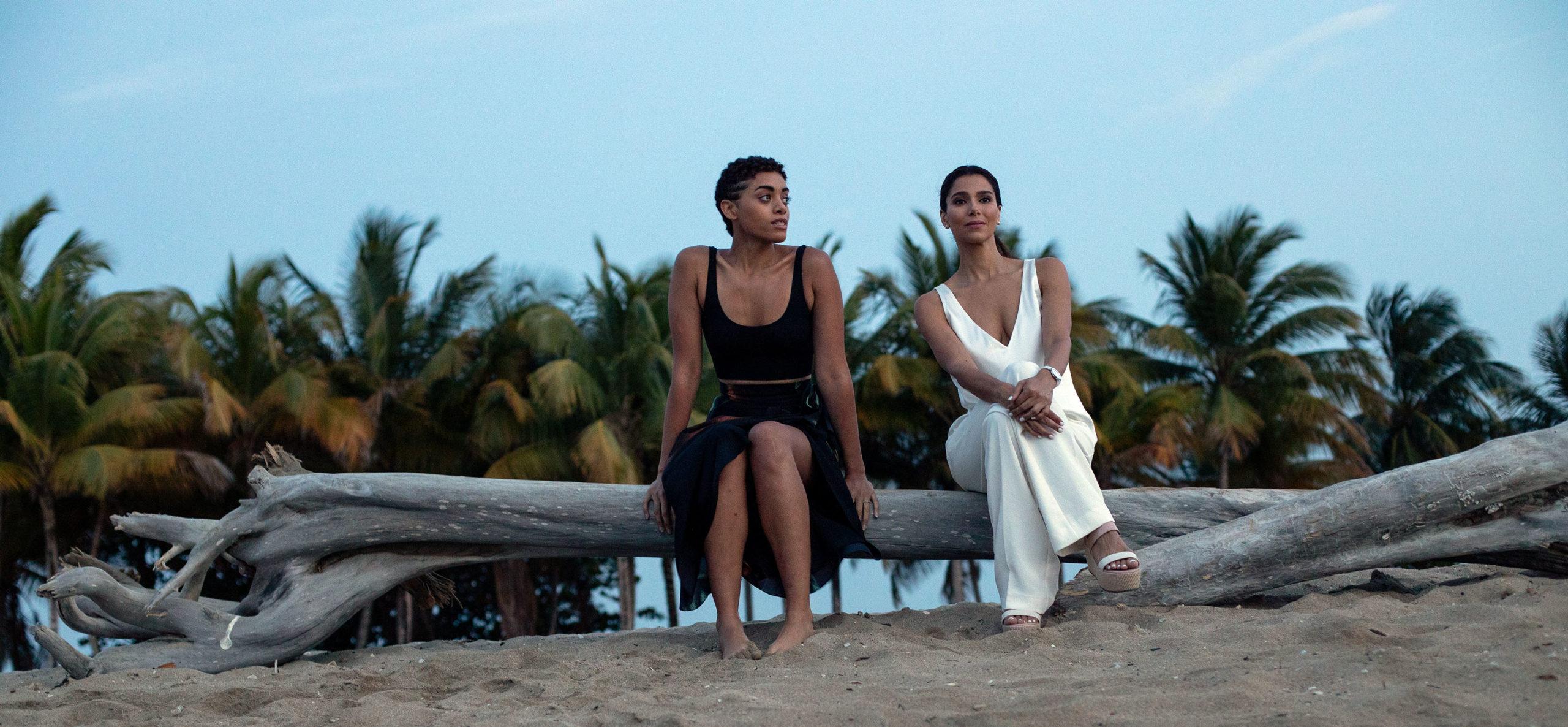 Fantasy Island - Kiara Barnes + Roselyn Sánchez