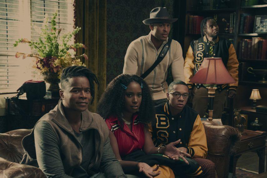 Le casting de la saison 4 de Dear White People