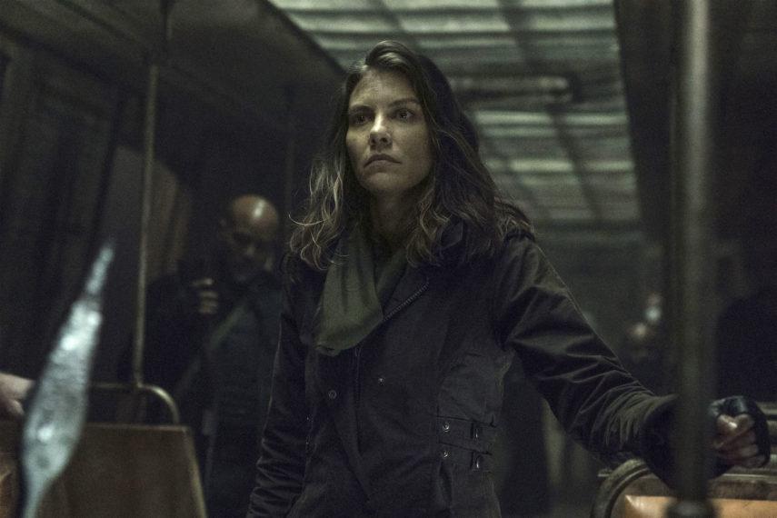 Lauren Cohan The Walking Dead Saison 11 Maggie