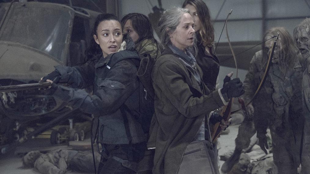 5 choses à surveiller dans la saison 11A de «The Walking Dead», selon les bandes dessinées