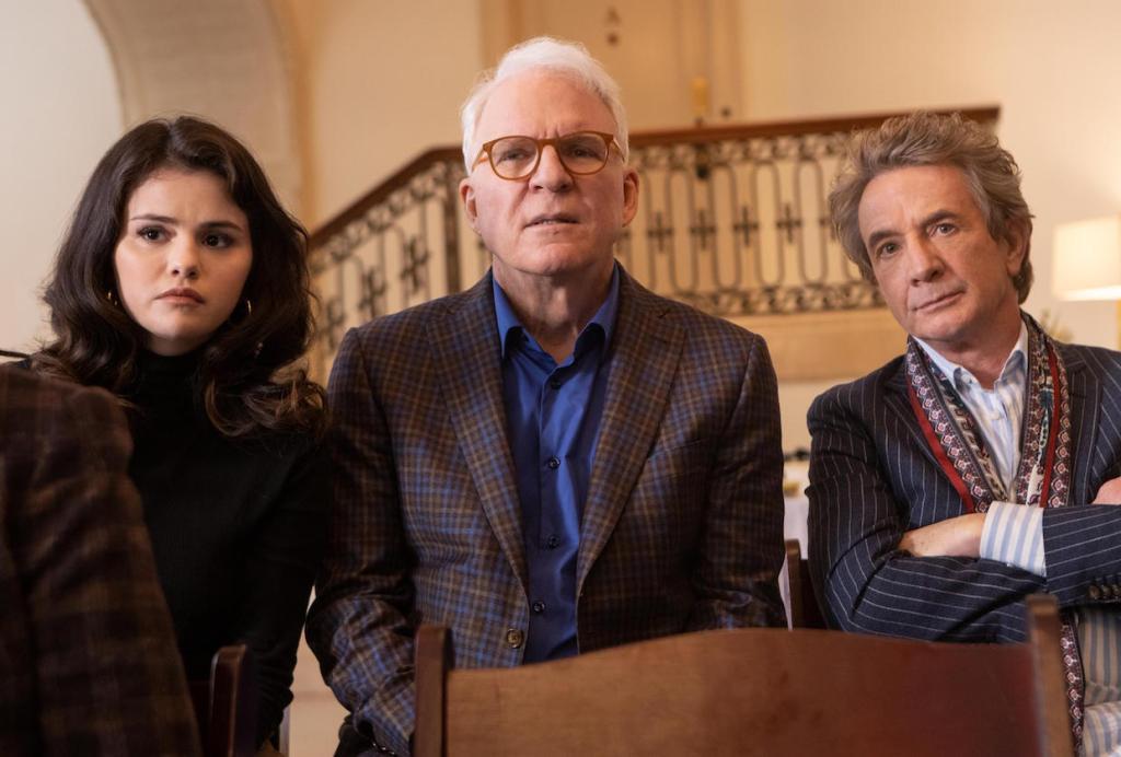 Only Murders in the Building Review: la comédie à l'ancienne rencontre un mystère moyen dans la satire du vrai crime de Hulu
