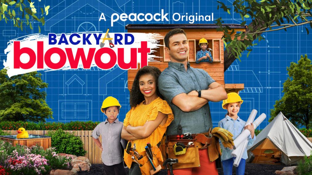 Les enfants se lancent dans la rénovation de leur maison dans «Backyard Blowout» de Peacock (VIDEO)