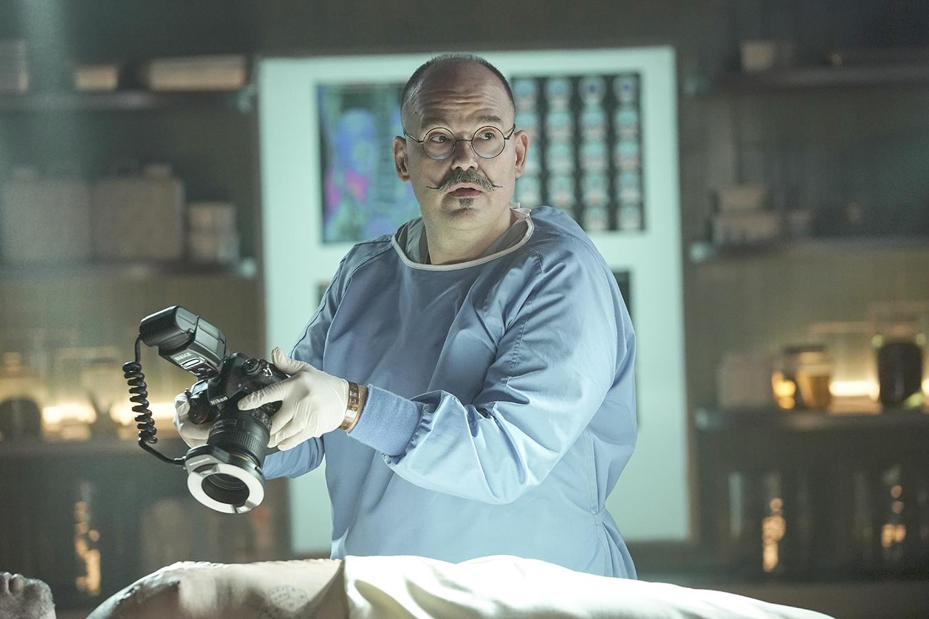 Mel Rodriguez comme Hugo dans CSI : Vegas