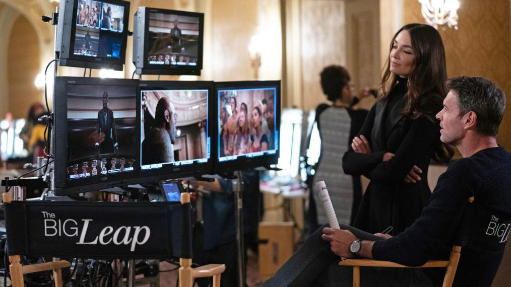 Premier aperçu de «The Big Leap»: rencontrez ceux qui recherchent une seconde chance dans le nouveau drame de la Fox (VIDÉO)