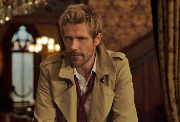 Matt Ryan de Legends dit au revoir à Constantine: «Nous ne pouvions pas faire grand-chose avec lui» dans l'émission