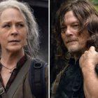 """Melissa McBride et Norman Reedus de Walking Dead taquinent un changement sismique dans la dernière saison: """"Nous sommes comme"""" Whaaat? """""""