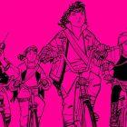Paper Girls : Stephany Folsom devient co-présentatrice de la série de bandes dessinées