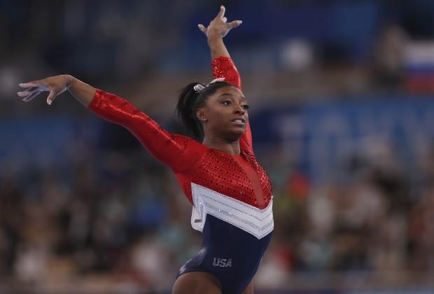 Simone Biles participera à la finale de la poutre d'équilibre de mardi, son dernier événement programmé aux Jeux olympiques de Tokyo