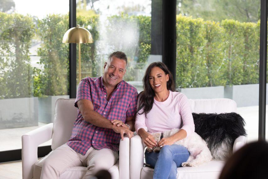 Marc et Heidi D'Amelio