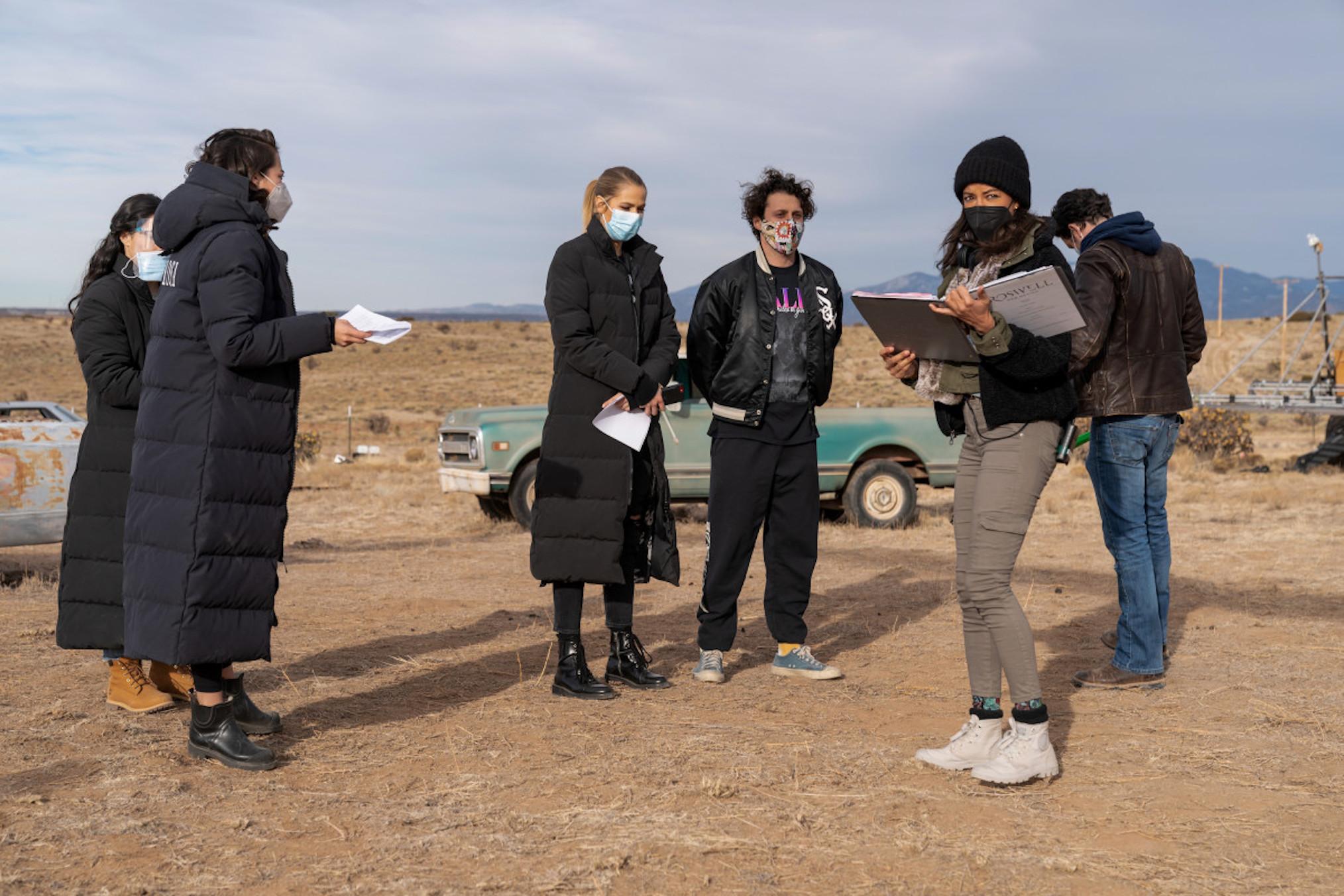 Heather Hemmens dirige Roswell Nouveau-Mexique