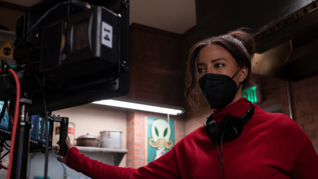 «Roswell, Nouveau-Mexique»: Heather Hemmens sur la réalisation, pourquoi Maria et Jones sont «très bien assorties»