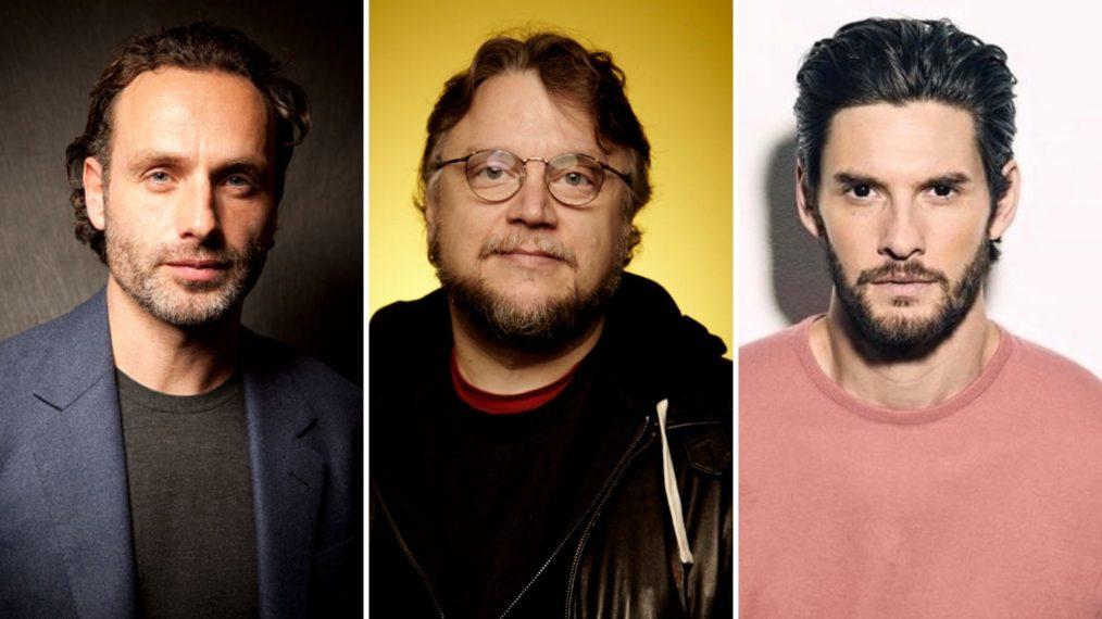 Le «Cabinet of Curiosities» de Guillermo Del Toro dévoile son casting: Andrew Lincoln, Ben Barnes et plus