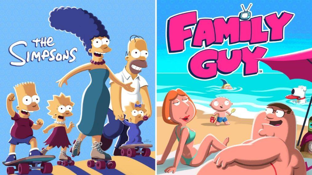 Domination de l'animation: découvrez «Les Simpsons», «Family Guy» et plus encore (PHOTOS)