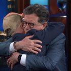 Regardez la réaction émotionnelle de Stephen Colbert à l'animateur de 'Blue's Clues' Steve Burns (VIDEO)