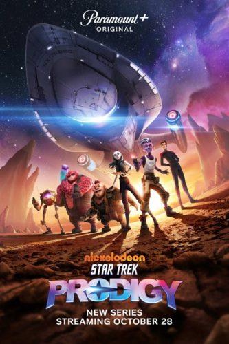 Star Trek : Prodigy sur Paramount+ et Nickelodeon