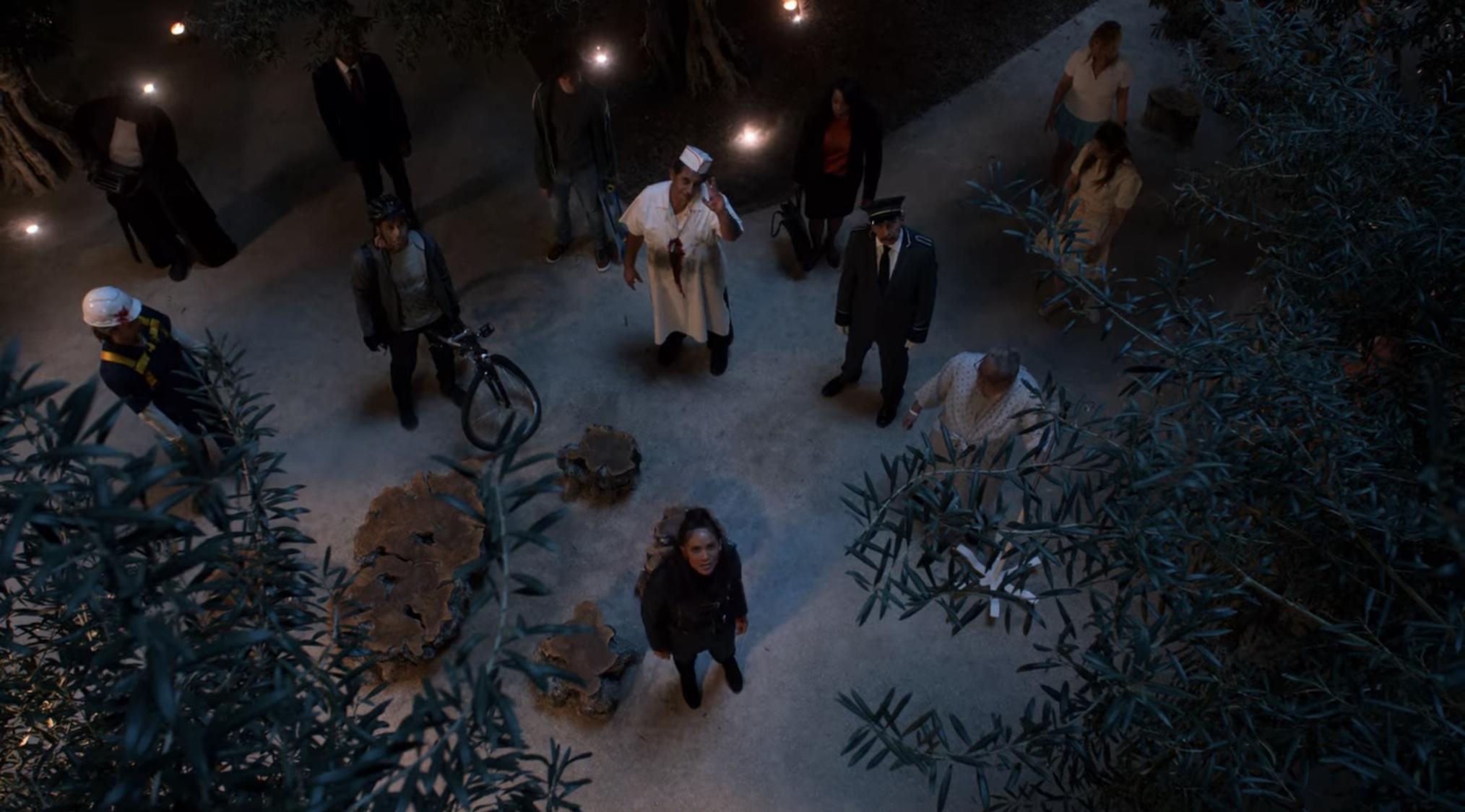 Lesley-Ann Brandt comme labyrinthe dans Lucifer