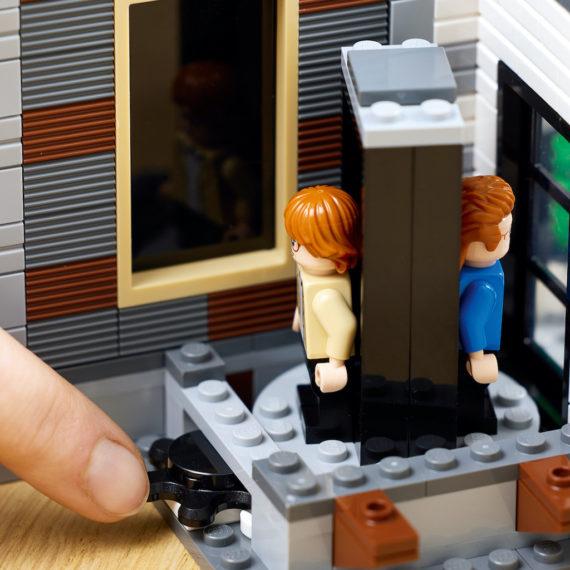 LEGO + œil étrange