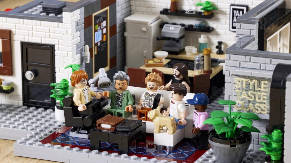 LEGO transforme les Fab Five pour un nouvel ensemble «Queer Eye»!
