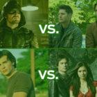 Le meilleur tournoi de tous les temps de la CW : Final Four Pits Arrow contre Supernatural, Smallville contre Vampire Diaries — Votez !