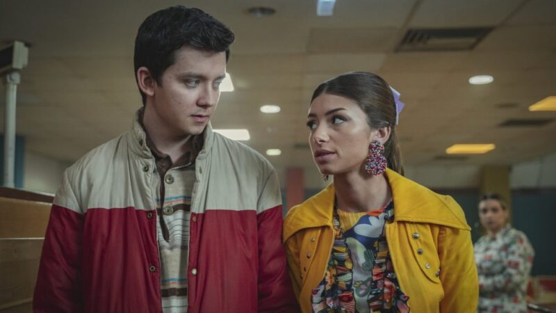 Les stars de «Sex Education» présentent la connexion «Emotional» de la saison 3 d'Otis et Ruby