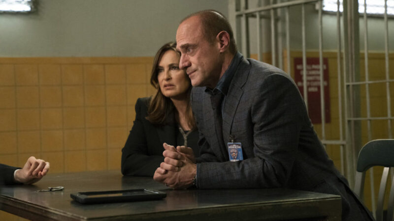 Benson's in Danger & Stabler's Undercover quand 'SVU' et 'Organized Crime' reviennent (VIDEO)
