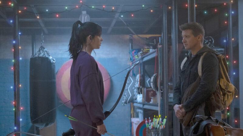 Quand 'Hawkeye' a rencontré Kate et d'autres taquineries de la série Disney + Marvel