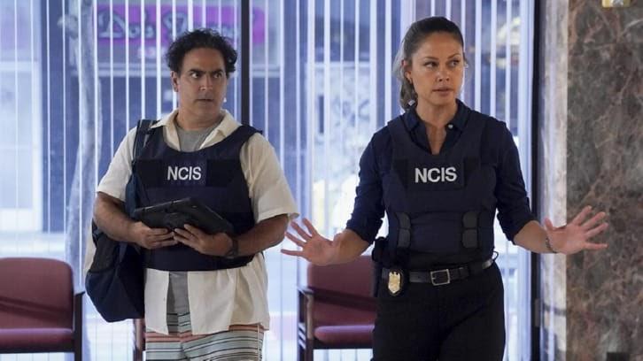 NCIS : Hawaii – Épisode 1.02 – Boum – Communiqué de presse
