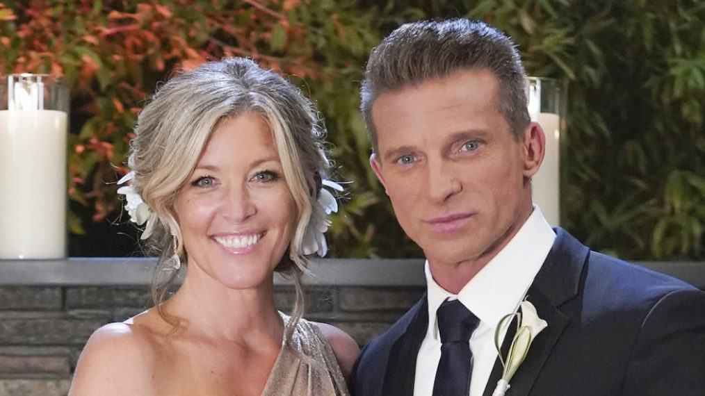 «Hôpital général»:premier aperçu du mariage de Jason et Carly (PHOTOS)
